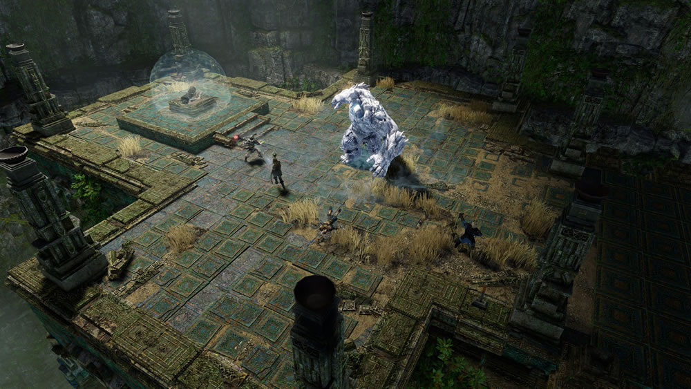 SpellForce 3 Soul Harvest - Screenshot 1