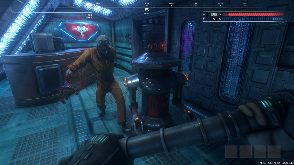 System Shock Remastered - Screenshot 1