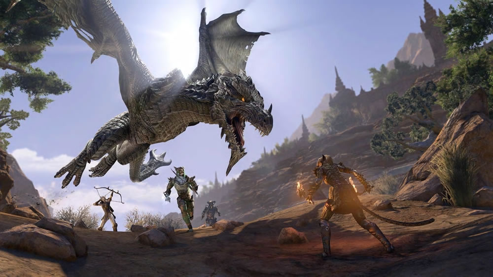 The Elder Scrolls Online Elsweyr - Screenshot 1