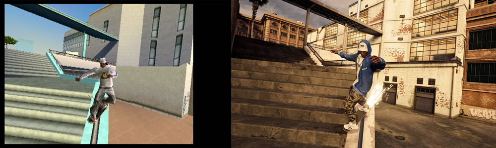 Tony Hawk's Pro Skater Remastered - Screenshot 1