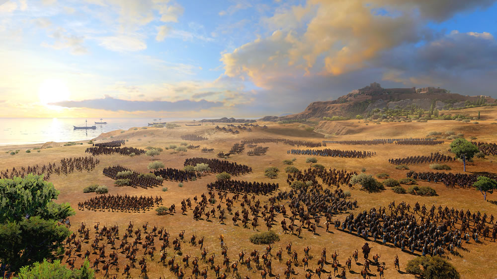 TROY A Total War Saga - Screenshot 4