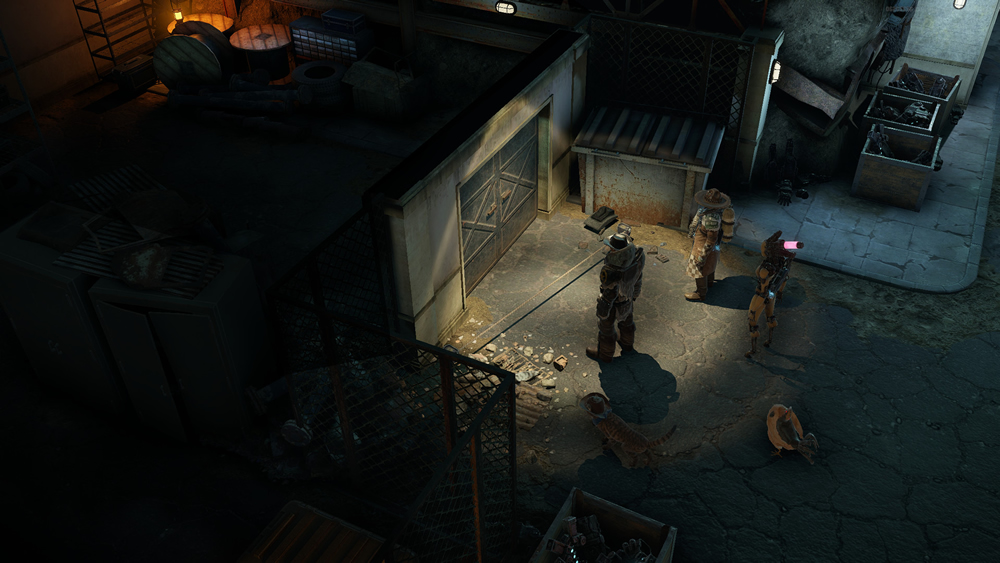 Wasteland 3 The Battle of Steeltown - Screenshot 1