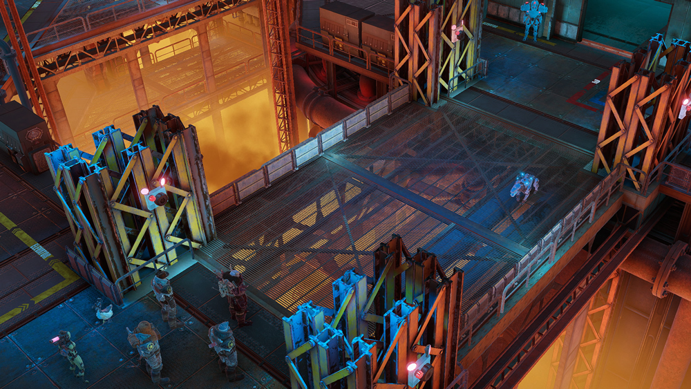 Wasteland 3 The Battle of Steeltown - Screenshot 2