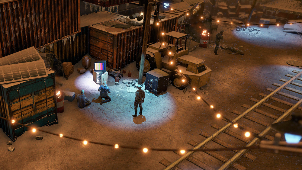 Wasteland 3 The Battle of Steeltown - Screenshot 3