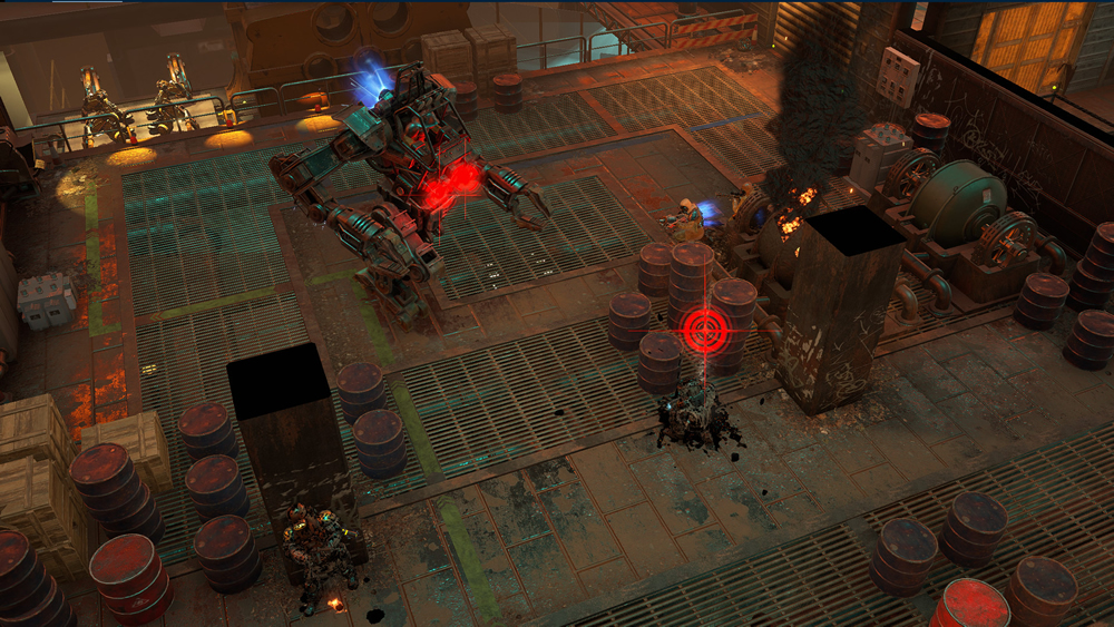 Wasteland 3 The Battle of Steeltown - Screenshot 4