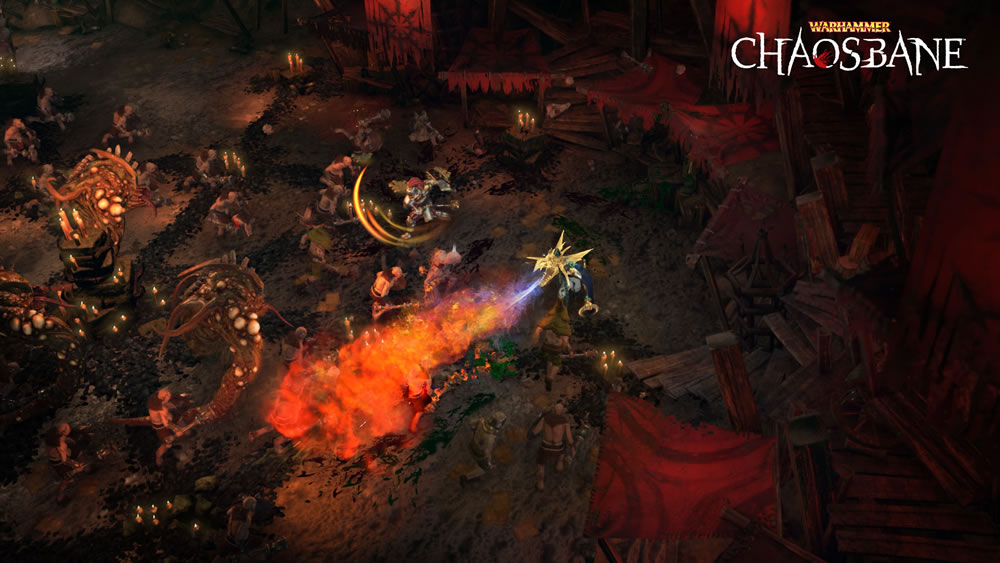 Warhammer Chaosbane - Screenshot 1